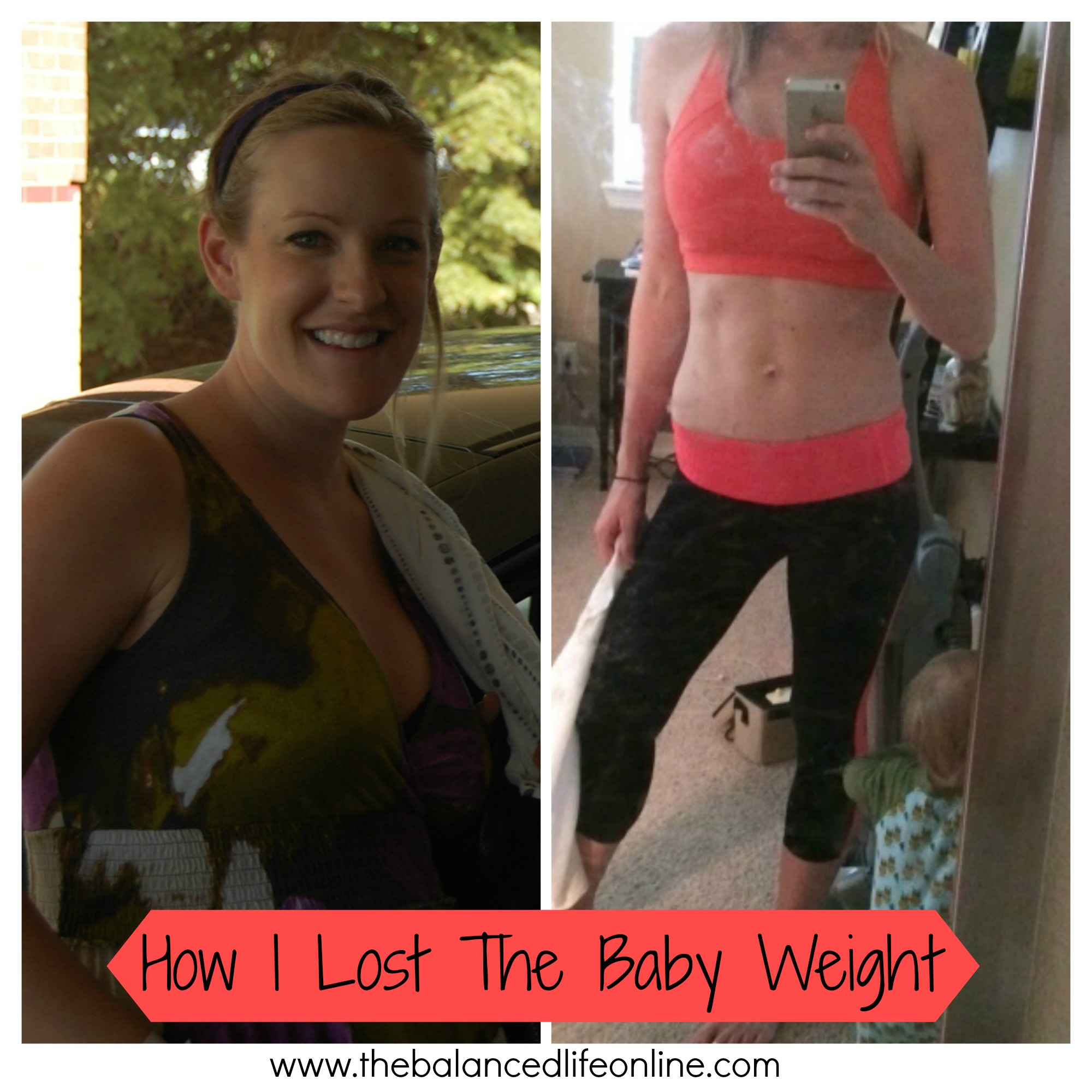 How long to lose pregnancy weight