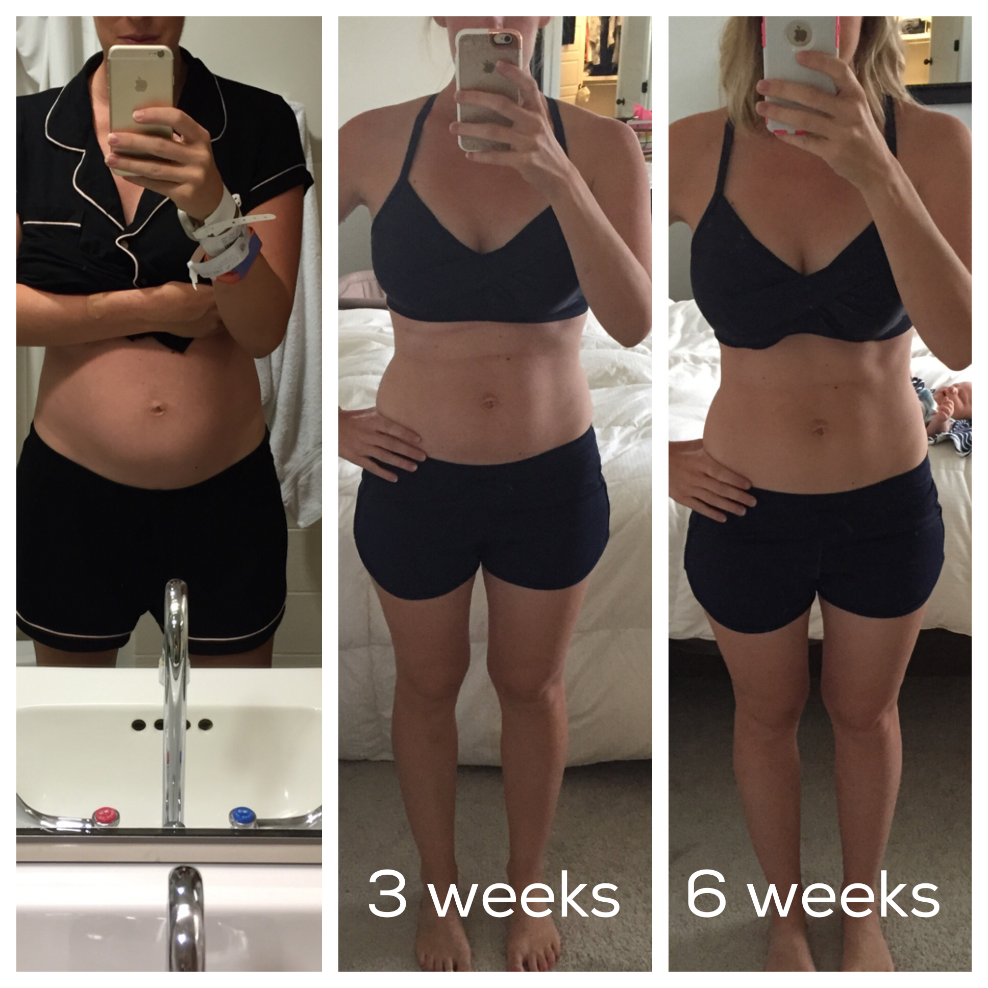 Body After Baby 6 Week Update The Balanced Life